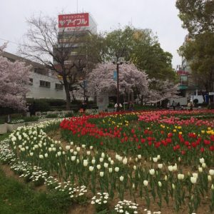 阪神尼崎駅前公園5